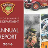 Fire Dept 2016 Annual Report