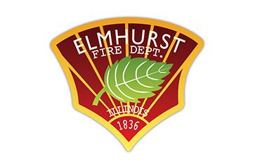 Elmhurst Fire Department Shield