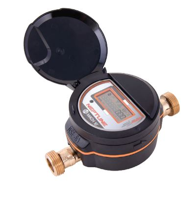 water meter change out