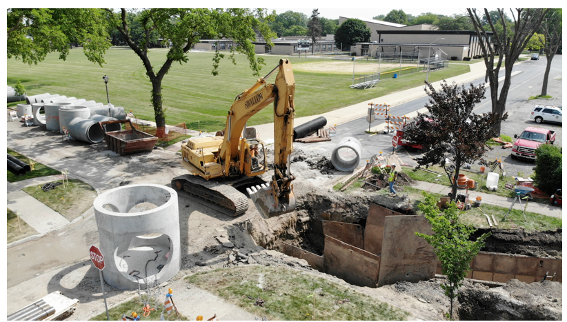 Stormwater Projects Continue