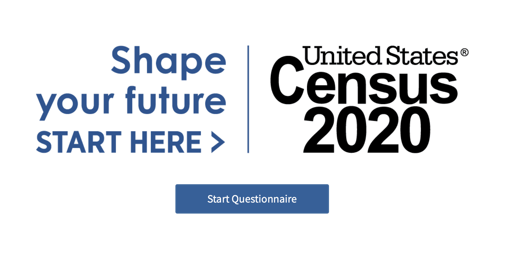 CENSUS 2020 SURVEY LINK
