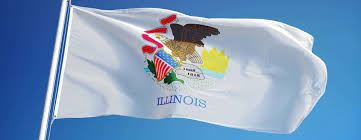 State of Illinois Flag
