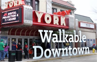 Walkable Downtown