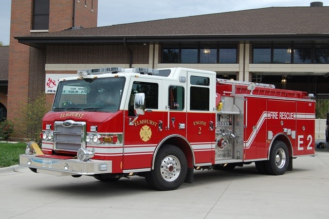Station 1 Engine 2