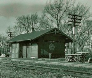 Chicago Great Western Depot